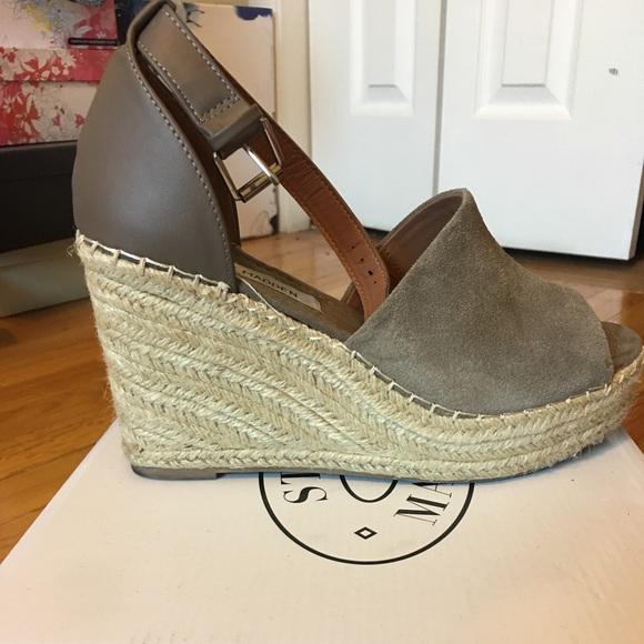 3cc856dba6ac Steve Madden Jaylen Wedge Sandals size 8.5. M 5ab541068af1c5322c72fb18